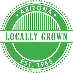 Arizona Locally Grown Sod burst
